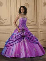 Somaras Brudekjoler Brudekjole farget 12a