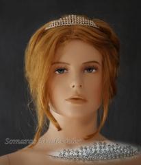 Somaras Brudekjoler Tiara